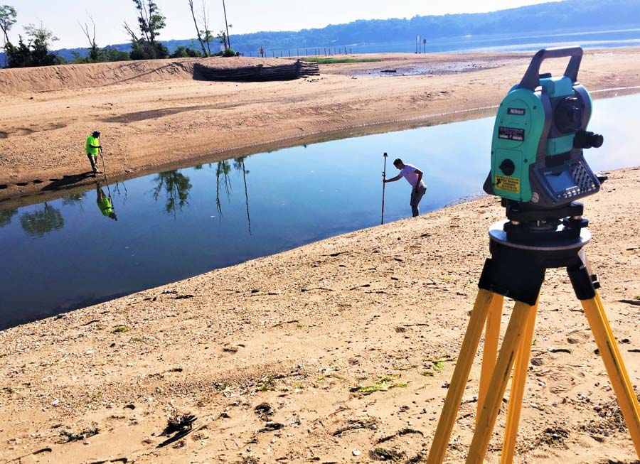 Bathymetric Surveying from Long Island Land Surveyors, Northcoast Civil.